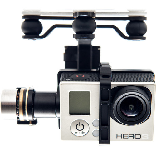 DJI Zenmuse H3-2D Gimbal for GoPro HERO3/HERO3+ (Original Phantom Version)