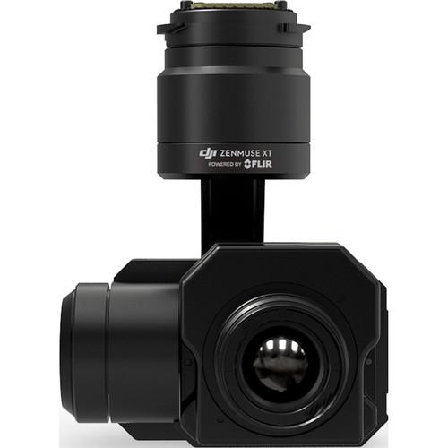 DJI Zenmuse XT v2 Radiometric Thermal Camera (336 x 256, 9 Hz, 19mm)