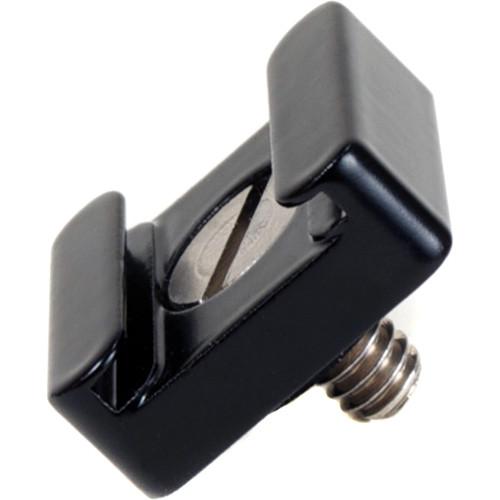 DM-Accessories BOT-FLAT Handle or Underside Camera Shoe Mount (Black)