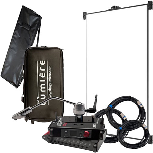 DMG LUMIERE Maxi Switch Kit with Bag and Offset Mount