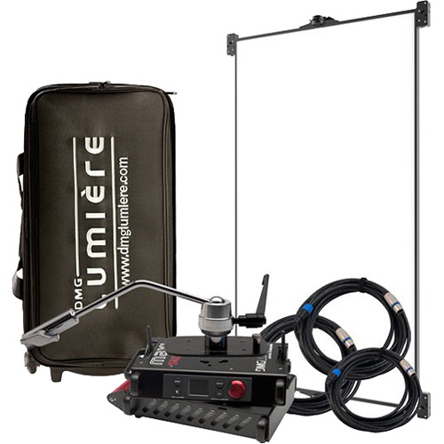 DMG LUMIERE MAXI Switch Kit with Accessory Bag and Offset Mount
