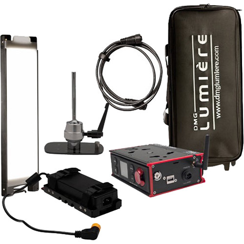 DMG LUMIERE MINI Switch WDMX AC Kit with Lolly Pop Mount and Bag