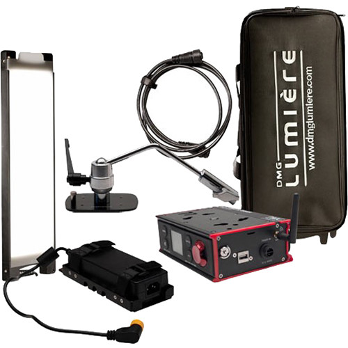 DMG Lumiere MINI Switch WDMX AC Kit with Offset Mount and Bag