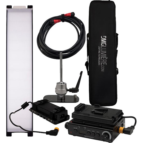 DMG LUMIERE SL1 AC/DC Switch Kit with Lolly Pop Mount, V-Mount, & Bag