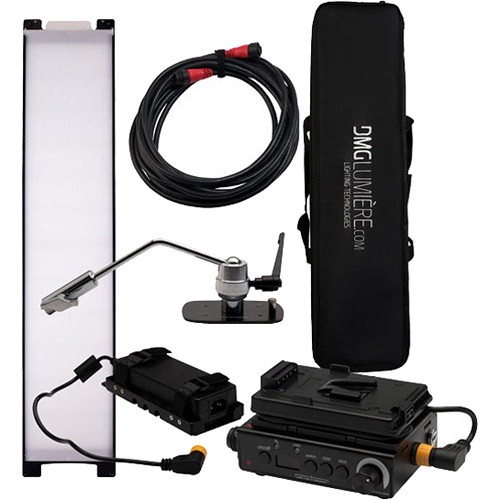 DMG LUMIERE SL1 AC/DC Switch Kit with Offset Mount, V-Mount, & Bag