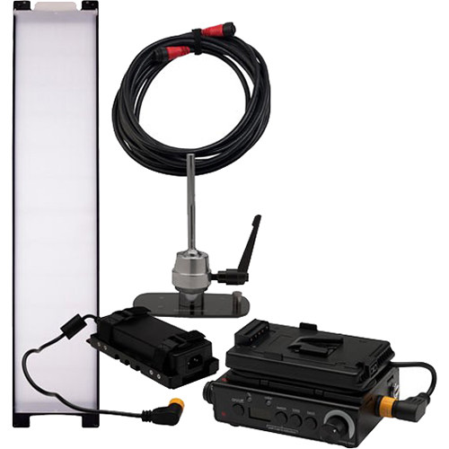 DMG LUMIERE SL1 AC/DC Switch Kit with Lolly Pop Mount & V-Mount
