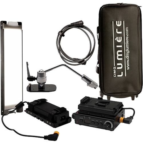 DMG LUMIERE Mini Switch Kit DC Only with Offset Mount/  Gold-Mount