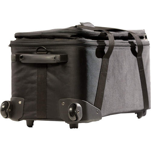DMG LUMIERE MINI Rigid Bag with Wheels for MINI Switch Kit (Black)