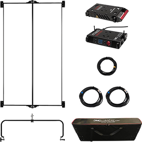 DMG Lumiere MAXI Switch Bi-Color Kit with Yoke and Rigid Bag