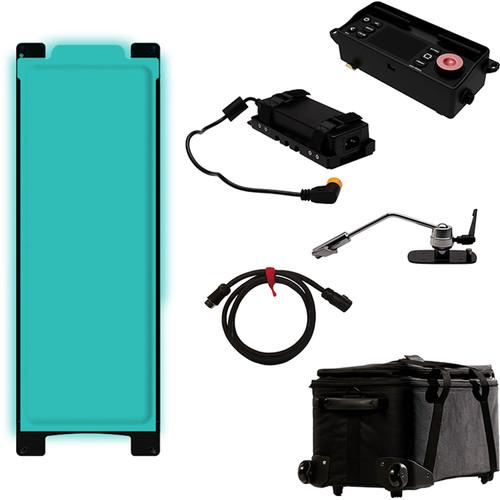 DMG Lumiere MINI MIX AC Kit with Offset Mount & Wheeled Bag