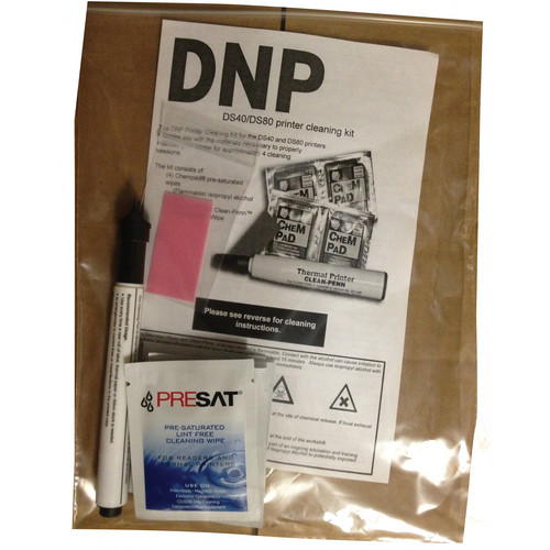 DNP Print Head Cleaning Kit for DS RX Printers