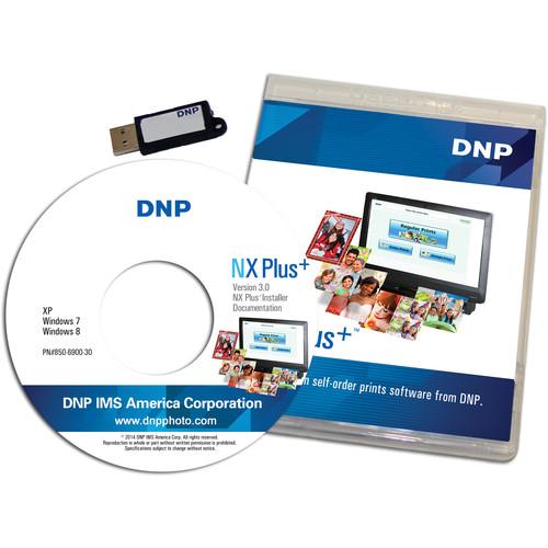 DNP NX Plus+ V3.0 (DVD)