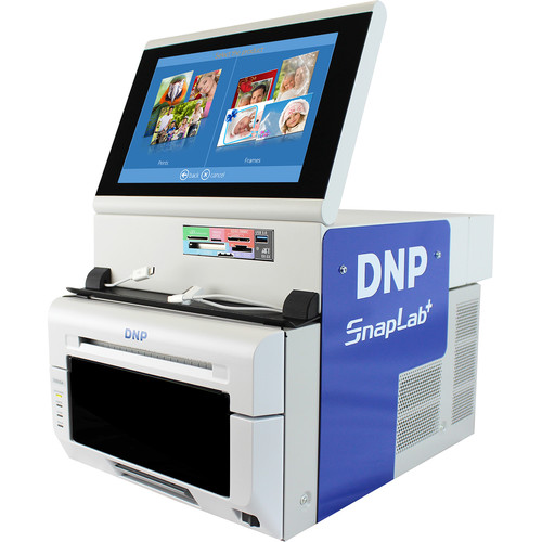 DNP SnapLab+ SL620A All-in-One Photo Kiosk System