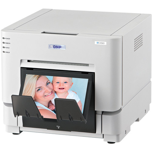 DNP RX1 Photo Printer Kit