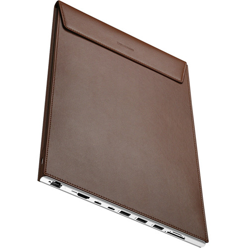 """DOCKCASE A1 for MacBook 12"""" (Coffee Brown)"""