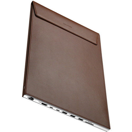 """DOCKCASE A1 for MacBook Pro 13"""" (Coffee Brown)"""