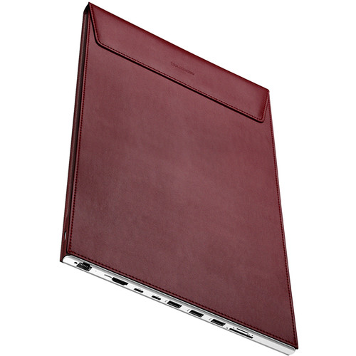 """DOCKCASE A1 for MacBook Pro 13"""" (Burgundy Red)"""