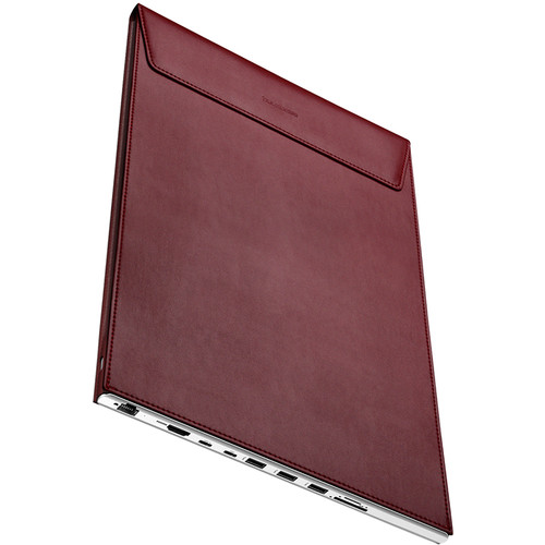 "DOCKCASE A1 for MacBook Pro 15"" (Burgundy Red)"