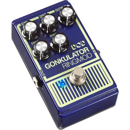 DOD Gonkulator Guitar Ring Modulator