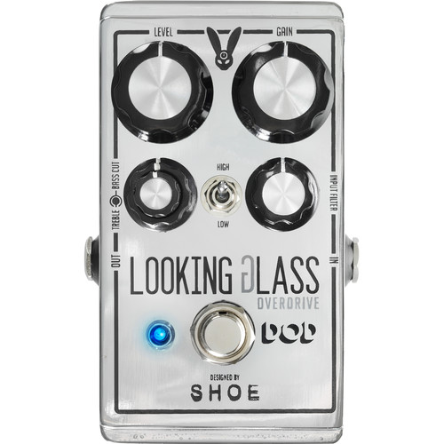 DOD Looking Glass Boost / Overdrive Pedal