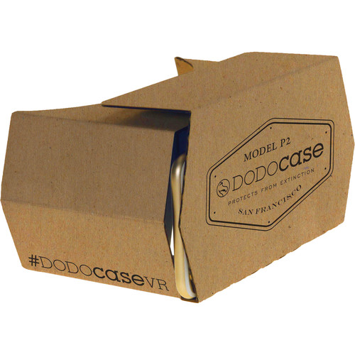 DODOcase P2 Cardboard Pop-Up VR Smartphone Headset