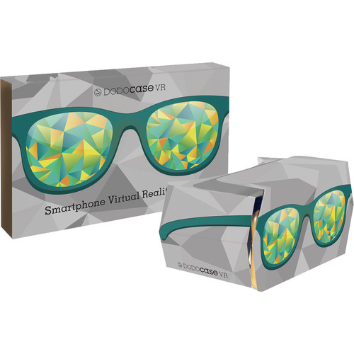 DODOcase P2 Sunglass Virtual Reality Cardboard Pop-Up Viewer