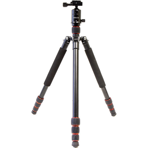 "DOLICA Aluminum Alloy Traveler Edition Tripod with Ball Head (60"")"