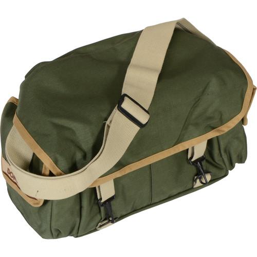 Domke F-2 Original Shoulder Bag (Olive/Sandstone)
