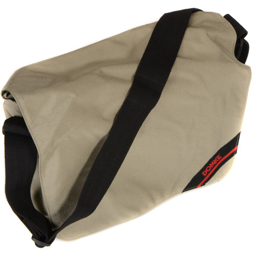 Domke Medium Messenger Bag (Cave Cordura RuggedWear Waxed Canvas)