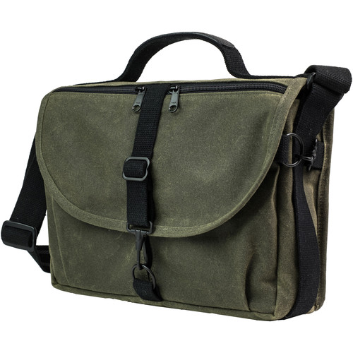 Domke F-803 RuggedWear Messenger Bag (Military Green)