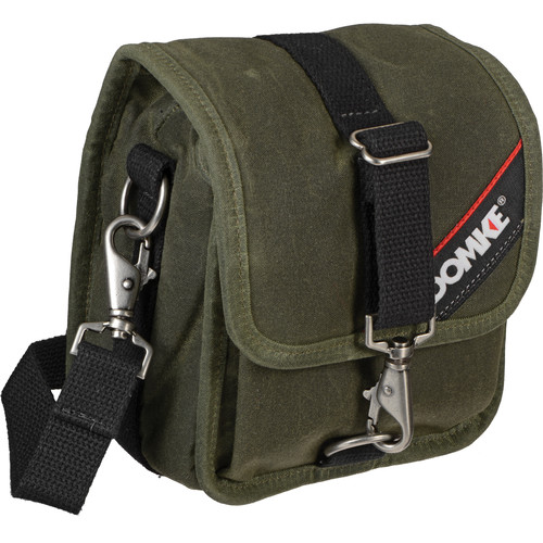 Domke Next Generation Trekker Ruggedwear Shoulder Bag (Military/Black)