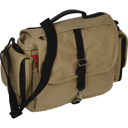 Domke Next Generation Herald Camera Bag (Khaki Canvas)