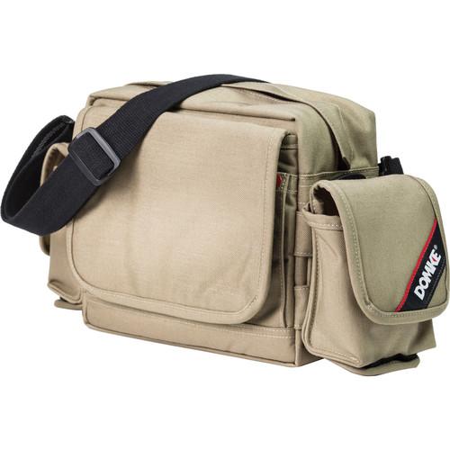 Domke Next Generation Crosstown Courier Camera Bag (Tan Cordura)