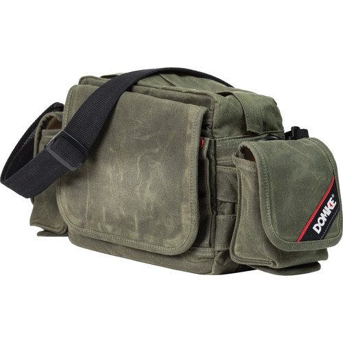 Domke Next Generation Crosstown Courier Camera Bag (Military Ruggedwear)