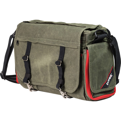 Domke Next Generation Metro Messenger Camera Bag (Military Ruggedwear)