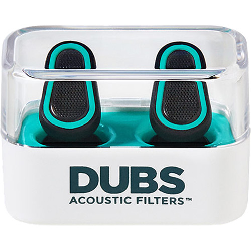 Doppler LabS DUBS Acoustic Filters (Green)