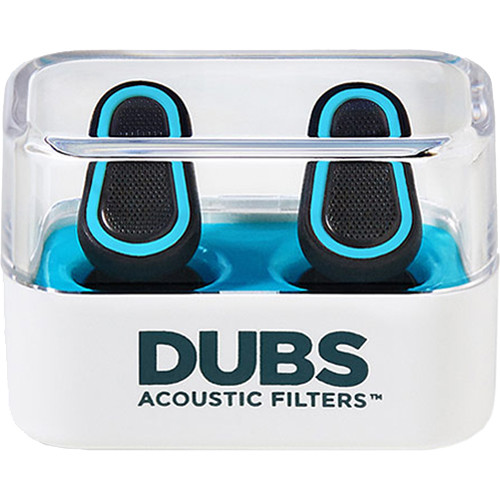 Doppler LabS DUBS Acoustic Filters (Blue)