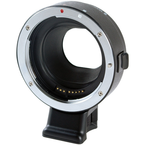 Dot Line Lens Mount Adapter for Canon EF/EF-S Mount Lens to Canon EOS M Camera
