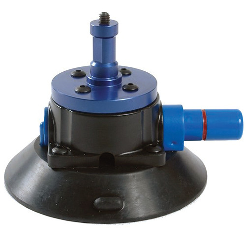 "Dot Line 4.5"" Vacuum Cup with Flange & Spigot"