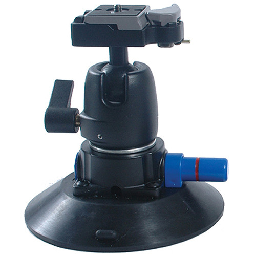 """Dot Line 5.75"""" Vacuum Cup with Ballhead & Quick Release"""