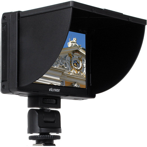"""Dot Line DC-50 LCD 5"""" Camera Monitor with Accessories"""