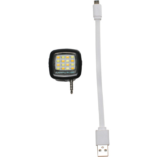 Dot Line LED Light for Smartphones