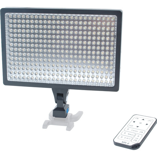 Dot Line Professional 336 Variable Color LED Light