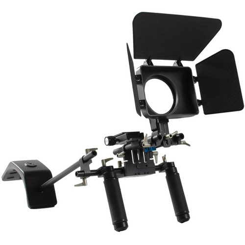 Dot Line DSLR Rig with Matte Box
