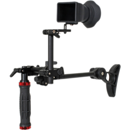 Dot Line HDSLR Stabilizer Rig with Viewfinder