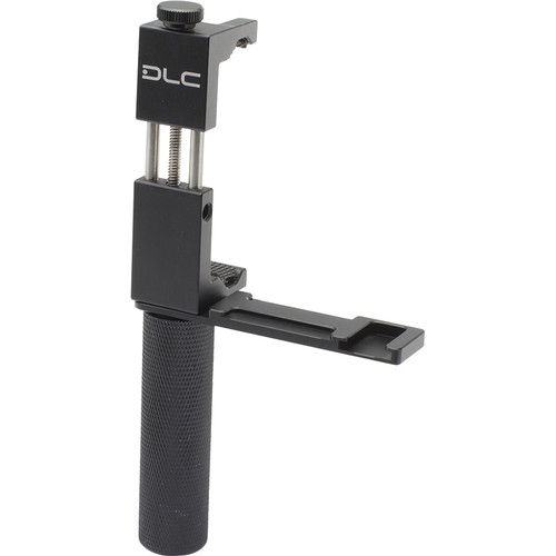 Dot Line Titan Phone Video Rig with Cold Shoe Extension Bracket and Hand Grip