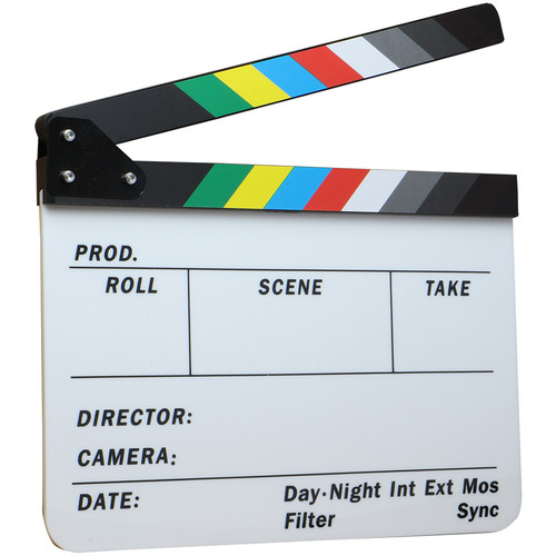 Dot Line Pro Color Clapboard