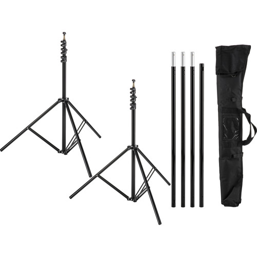 Dot Line RPS Portable Background Stand with Bag (12' Width)