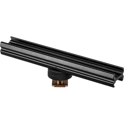 "Dot Line Accessory Shoe Rail (6"")"