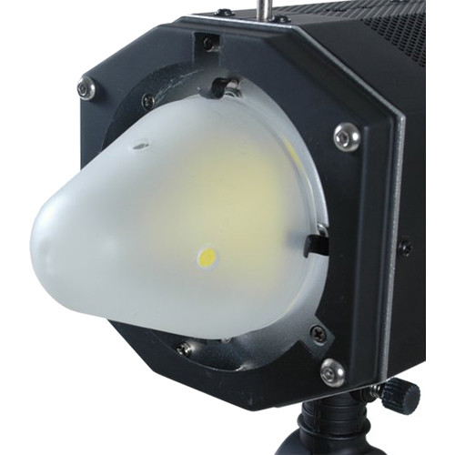 Dot Line Frosted Dome for CooLED 200 Studio Light